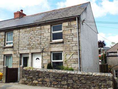 2 Bedrooms End Of Terrace House for sale in Mabe Burnthouse, Penryn, Cornwall