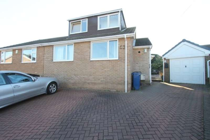 3 Bedrooms Semi Detached Bungalow for sale in Issott Street, Barnsley