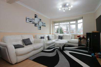 4 Bedrooms End Of Terrace House for sale in Selborne Gardens, Perivale, Greenford