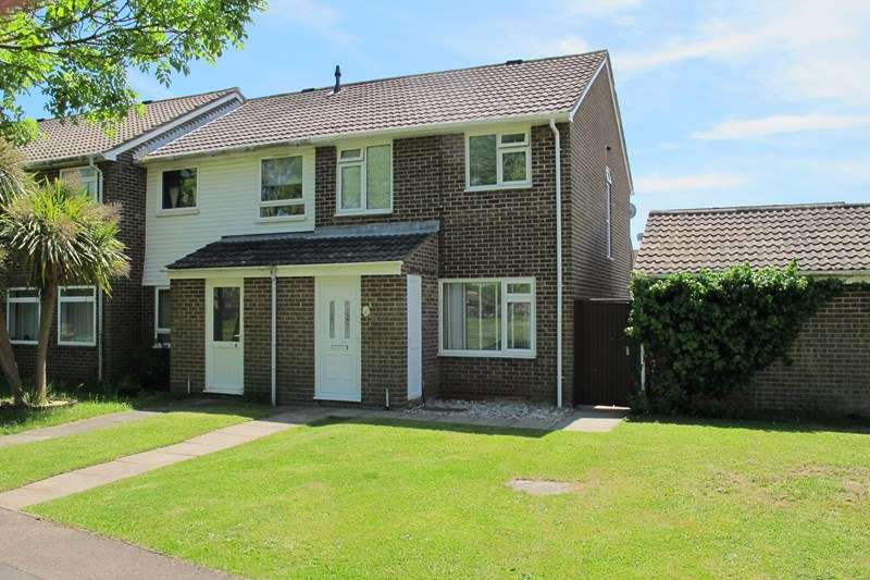 3 Bedrooms End Of Terrace House for sale in Hawthorn Walk, Lee-On-The-Solent