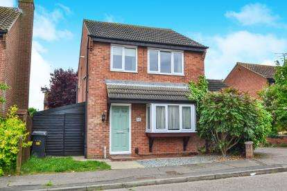 3 Bedrooms Detached House for sale in Chelmsford, Essex, Chelmsford