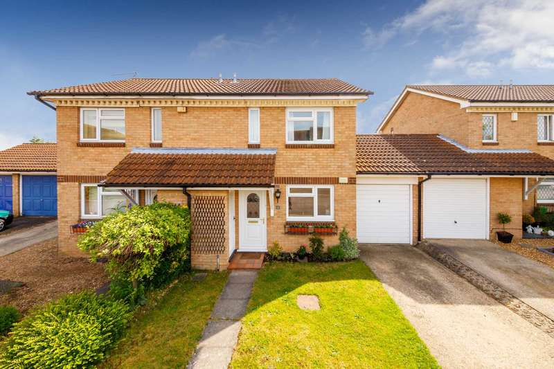 2 Bedrooms Semi Detached House for sale in Orwell View, Clothall Common, Baldock SG7 6TH