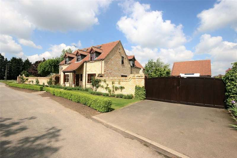 4 Bedrooms Detached House for sale in Mill Lane, Saracens Head, PE12