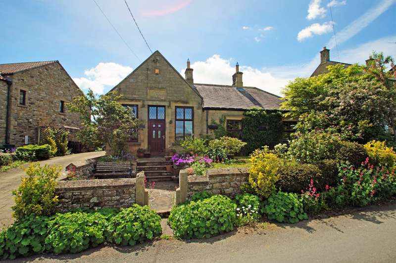 3 Bedrooms Detached House for sale in School House, Newton Le Willows, Bedale, North Yorkshire, DL8 1SH