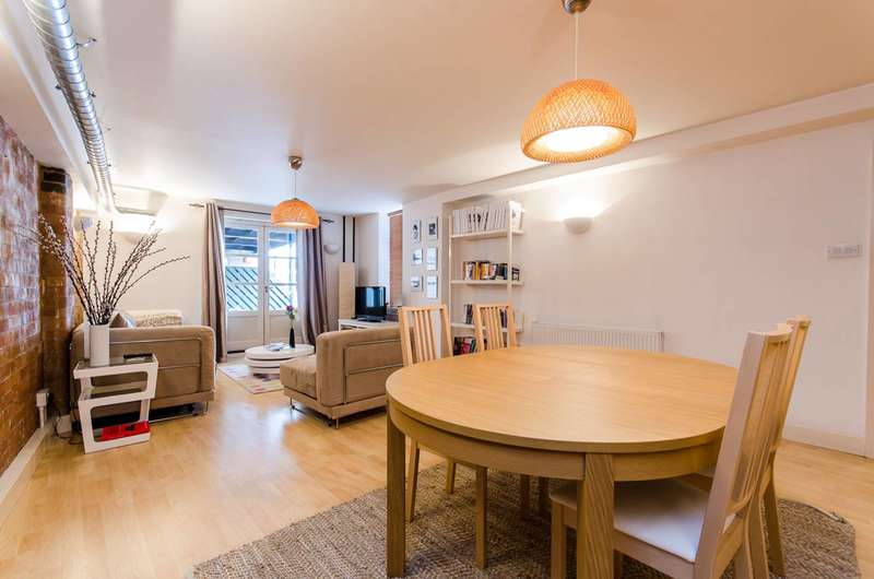2 Bedrooms Flat for sale in Fairclough Street, Aldgate, E1