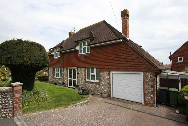 3 Bedrooms Detached House for sale in 110 Wish Hill, Eastbourne BN20
