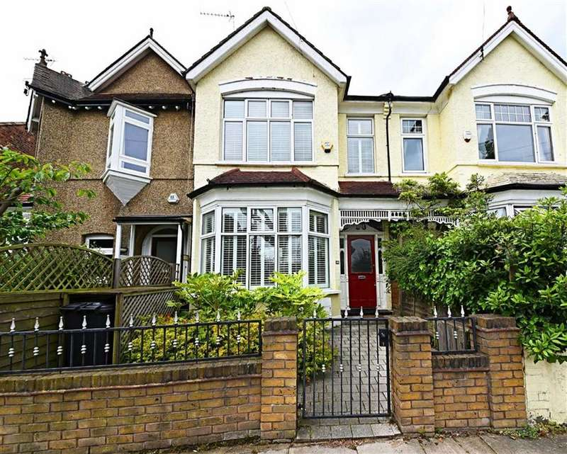 3 Bedrooms Property for sale in Bow Lane, North Finchley, London, N12