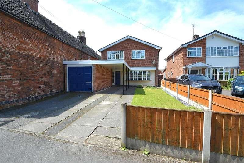 4 Bedrooms Property for sale in Stevens Lane, Breaston