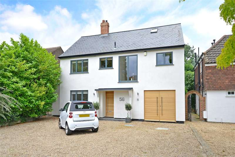 4 Bedrooms Detached House for sale in Foxes Dale, London, SE3