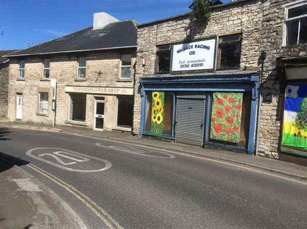Land Commercial for sale in High Street, Paulton