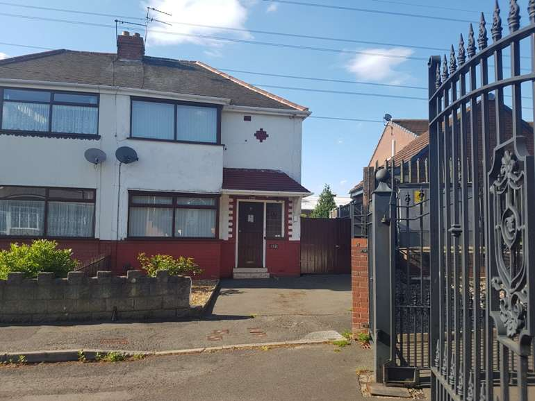 2 Bedrooms Semi Detached House for sale in 2 bedroom house for sale West Bromwich B71