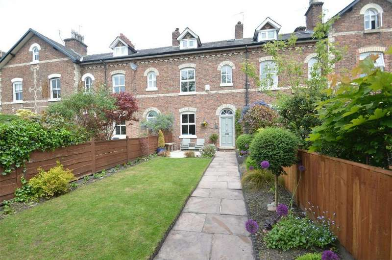 3 Bedrooms Terraced House for sale in Brogden Terrace, SALE, Cheshire
