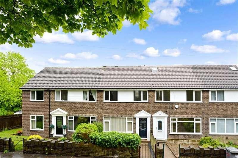3 Bedrooms Terraced House for sale in Luck Lane, Marsh, Huddersfield, HD1