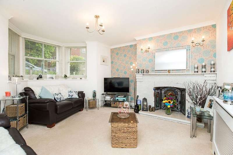 3 Bedrooms Flat for sale in Norfolk Square, Bognor Regis, PO21