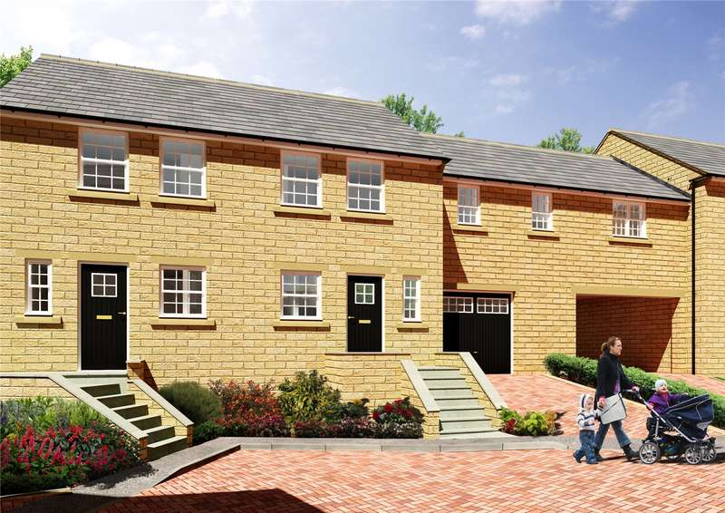 2 Bedrooms Terraced House for sale in Inspire, Jilling Ing Park, Dewsbury, West Yorkshire, WF12