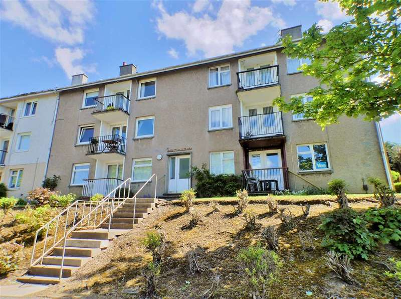 2 Bedrooms Apartment Flat for sale in Somerville Drive, Murray, EAST KILBRIDE