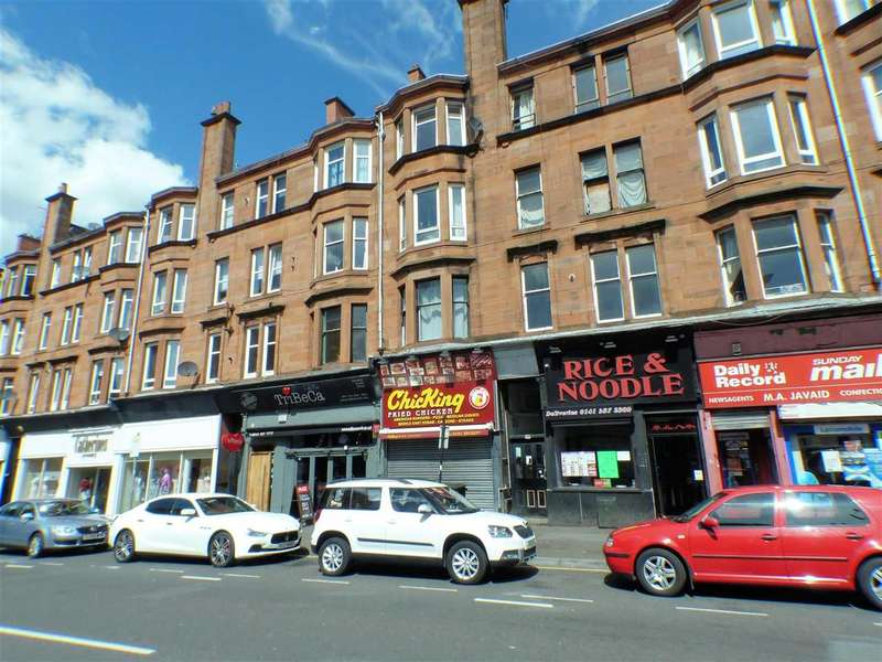 1 Bedroom Apartment Flat for sale in Dumbarton Road, Partick, Flat 1/2, GLASGOW