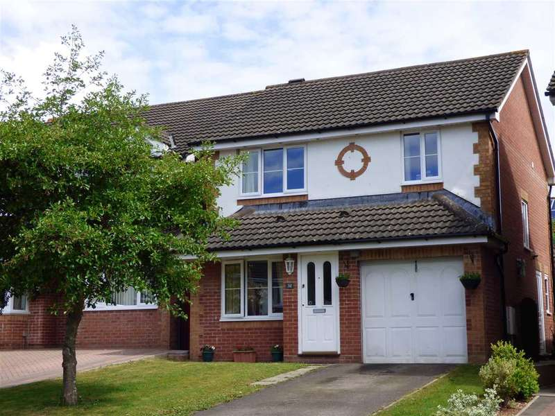 3 Bedrooms Detached House for sale in Valentine Lane, Thornwell, Chepstow