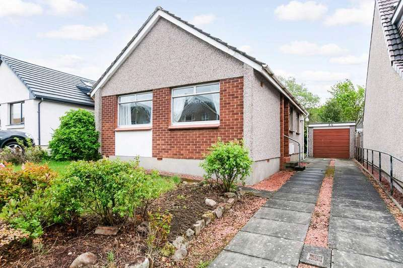 2 Bedrooms Detached Bungalow for sale in 46 Nether Currie Crescent, Currie, EH14 5JG