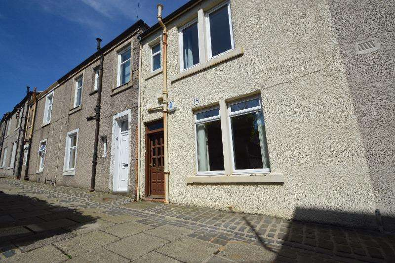 1 Bedroom Flat for sale in Hill Street, Irvine, North Ayrshire, KA12 0DE