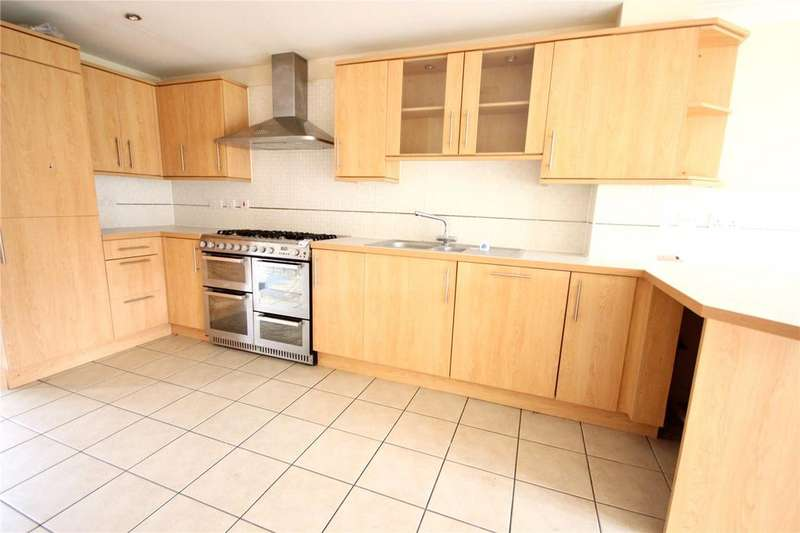 4 Bedrooms Town House for rent in Amis Walk, Horfield, Bristol, BS7