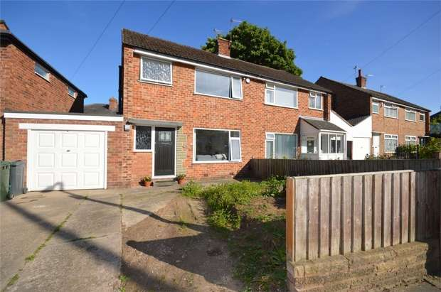 3 Bedrooms Semi Detached House for sale in Jackson Close, Bebington, Merseyside
