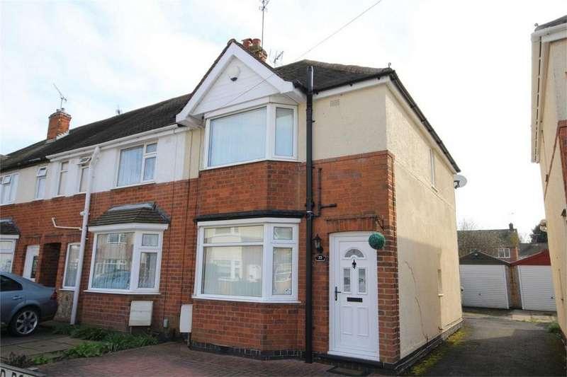 3 Bedrooms End Of Terrace House for sale in Eastfield Road, Weddington, Nuneaton, Warwickshire