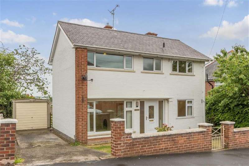 3 Bedrooms Detached House for sale in Firbrook Avenue, Connah's Quay, Deeside, Flintshire