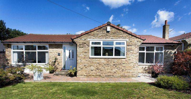 3 Bedrooms Bungalow for sale in A truly magnificent 3 bedroom, extended detached bungalow, Dewsbury