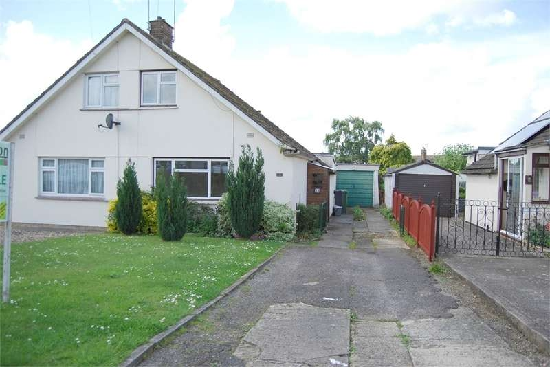 2 Bedrooms Semi Detached House for sale in Ryelands Road, Stonehouse, Gloucestershire