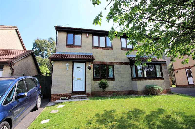 3 Bedrooms Semi Detached House for sale in Avalon Close, Yatton, BS49