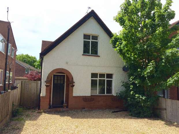 2 Bedrooms Detached House for sale in Old Wokingham Road, CROWTHORNE, Berkshire