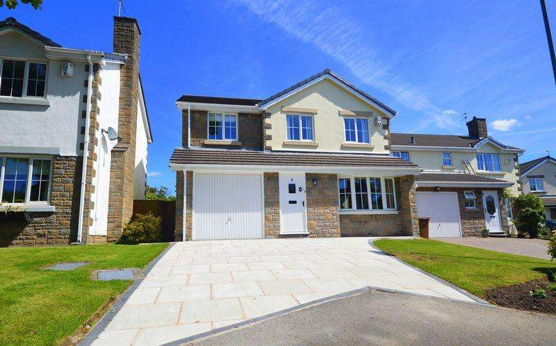 3 Bedrooms Detached House for sale in Boxwood Close, Roby
