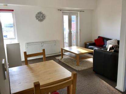 2 Bedrooms Flat for sale in Maes Deri, Ewloe, Deeside, Flintshire, CH5