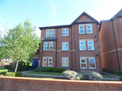 2 Bedrooms Flat for sale in Princes Gardens, Southport, Merseyside, England, PR8