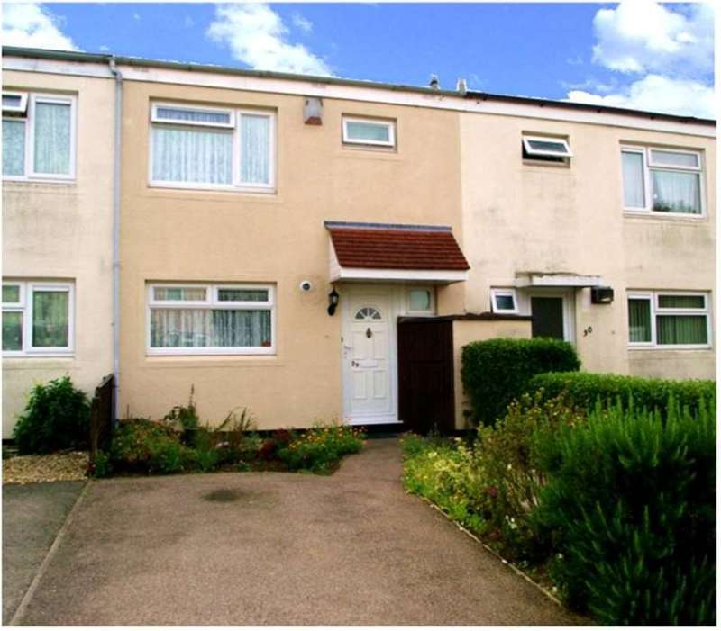 3 Bedrooms Terraced House for sale in Stantonbury