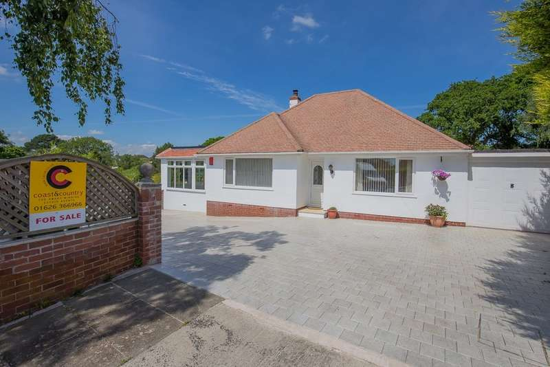 3 Bedrooms Detached Bungalow for sale in Aller Park Road, Newton Abbot