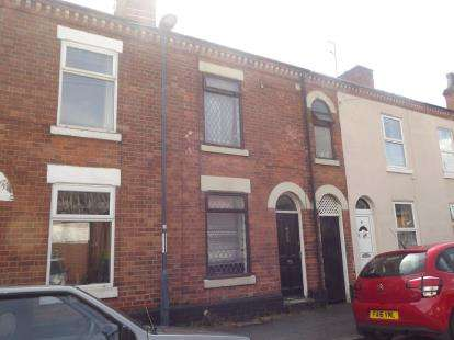 3 Bedrooms Terraced House for sale in Manchester Street, Derby, Derbyshire