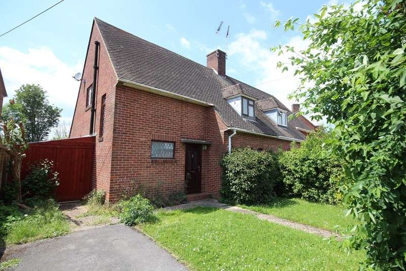 4 Bedrooms Semi Detached House for sale in Wessex Estate, Ringwood