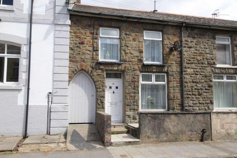 2 Bedrooms Terraced House for sale in Baglan Street, Treherbert, Treorchy, Rhondda Cynon Taf CF42 5AS