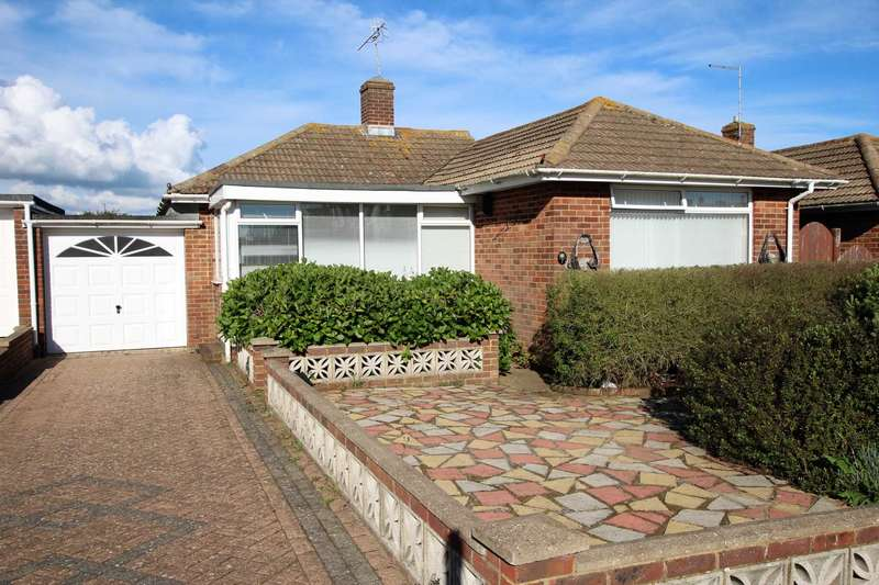 2 Bedrooms Detached Bungalow for sale in Telscombe Road, Eastbourne, BN23 7AJ