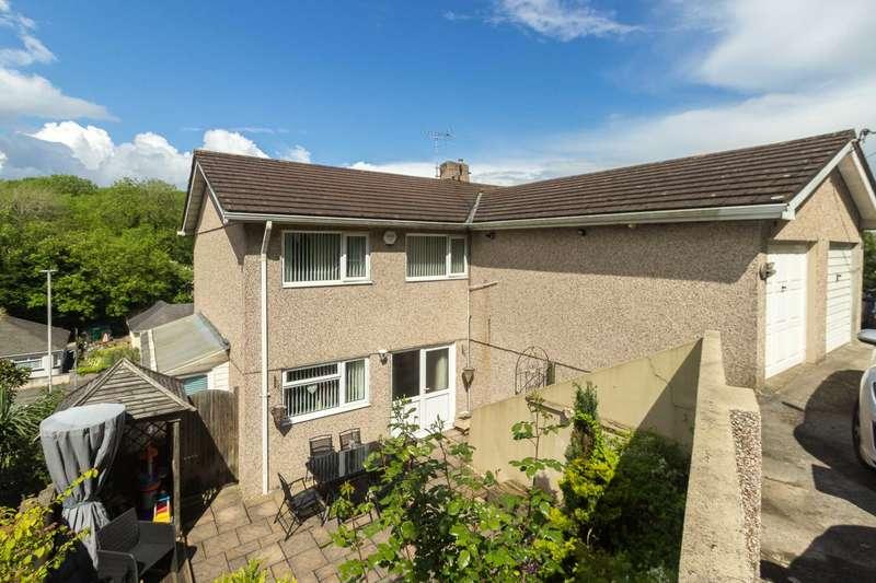 4 Bedrooms Semi Detached House for sale in Howard Road, Plymstock, PL9 7ER