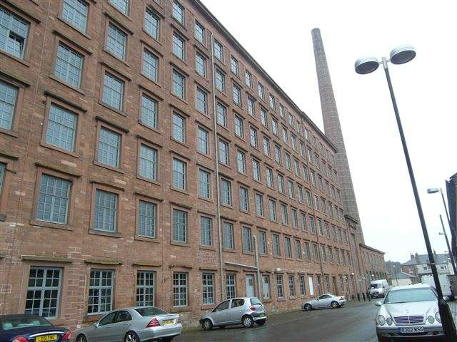 1 Bedroom Flat for sale in Shaddon Mill, Shaddongate, Carlisle, CA2 5WB