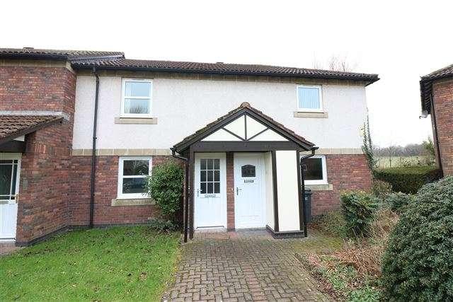 2 Bedrooms Flat for sale in Caldew Close, Carlisle, Cumbria, CA3 9JL