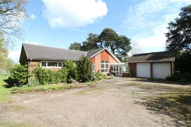 3 Bedrooms Bungalow for sale in Heads Nook , Heads Nook, Brampton, Cumbria, CA8 9AF