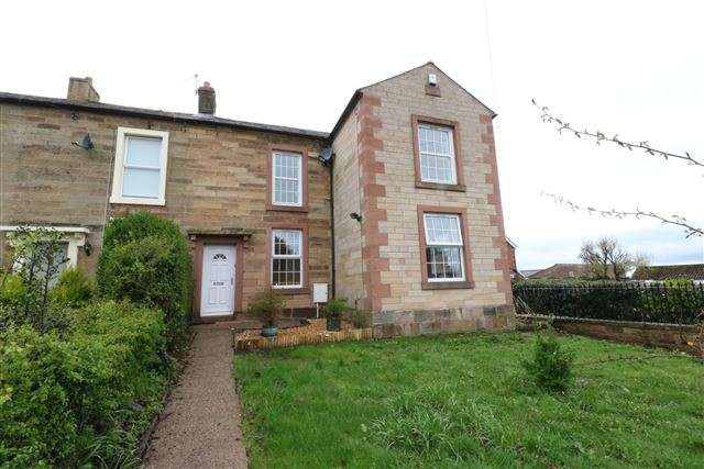 3 Bedrooms End Of Terrace House for sale in Durdar Road, Carlisle, Cumbria, CA2 4SQ