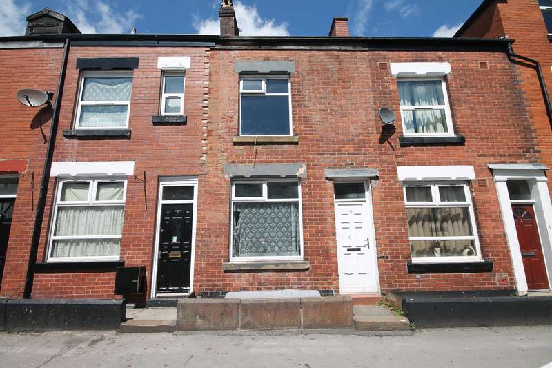 2 Bedrooms Terraced House for sale in Cecilia Street, Great Lever, Bolton, BL3 2AU