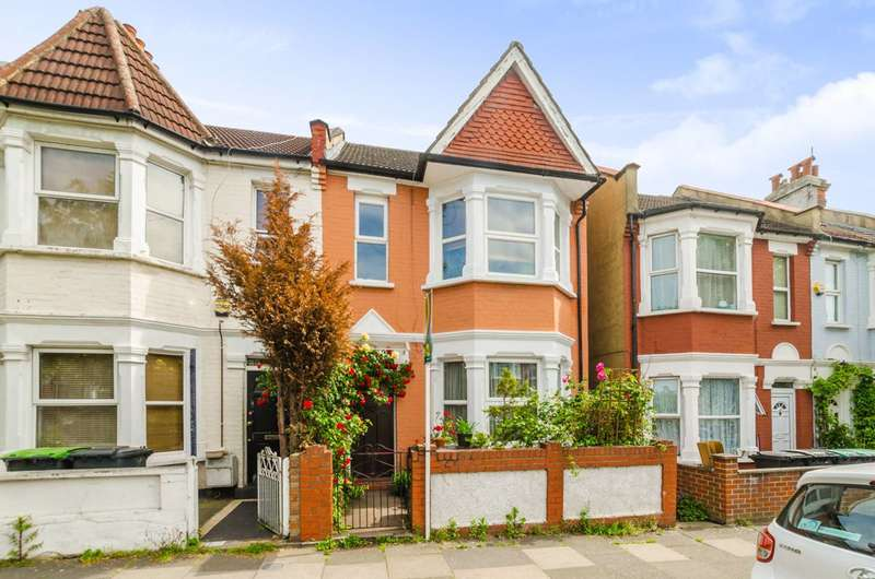 3 Bedrooms House for sale in Dunbar Road, Wood Green, N22