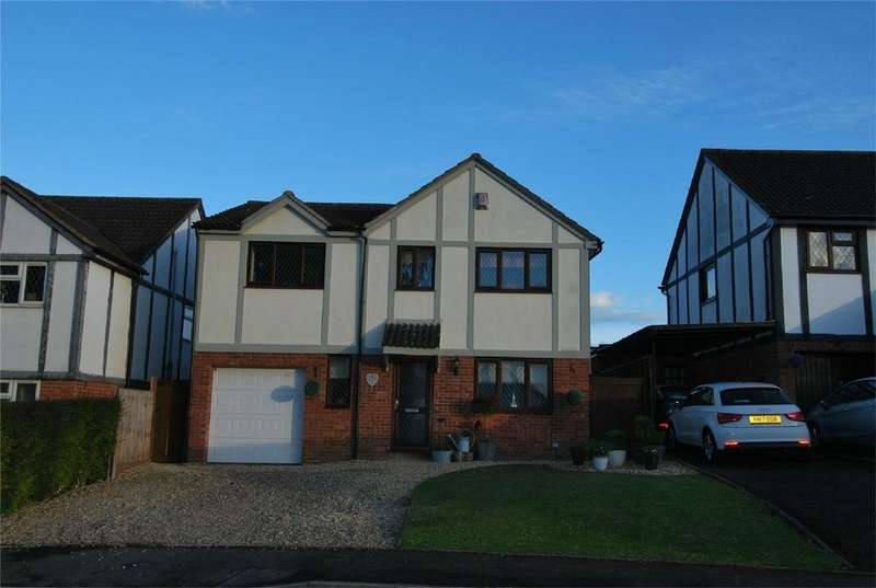 4 Bedrooms Detached House for sale in Coming Soon, Leominster