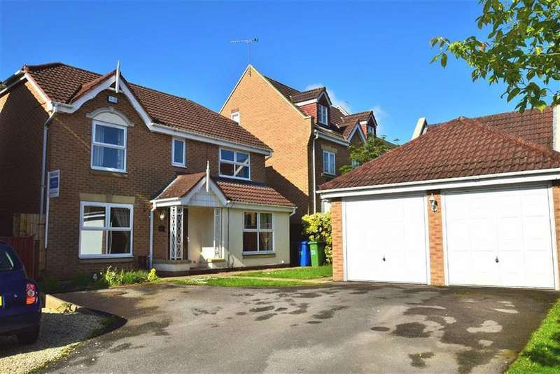 4 Bedrooms Detached House for sale in Tranby Park Meadows, Hessle, East Riding Of Yorkshire